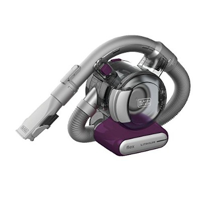 Black & Decker HFVB320J27 Eggplant Lithium Flex 2 Ah ハンドバキューム 【並行輸入品】