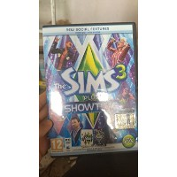 The Sims 3 Plus Showtime (Double Pack) (PC DVD) (輸入版)