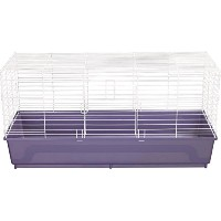 "Kaytee My First Home Extra Large Single Pack Rabbits Guinea Pigs Cage 42"" x 18"""