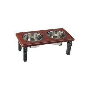 Ethical Products EP05856 Posture Pro Adjustable Double Diner Cherry 3-Quart