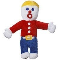 MultiPet Mr. Bill Plush Dog Toy 11 length- by MultiPet [Pet Supplies] by Shop-Rama