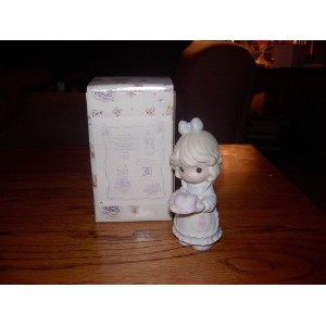 1 X Precious Moments Figurine ~ You're the Sweetest Cookie in the Batch #C-0015 by Spider-Man ...
