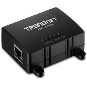 Trendnet TPE-104GS - Gigabit PoE Splitter [TPE-104GS (Version v1.0R)]