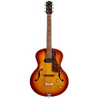 Godin 5th Avenue Kingpin (Cognac Burst)