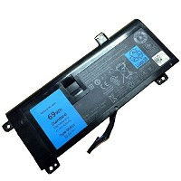 ノートパソコンのバッテリーReplacement Laptop Battery G05YJ(11.1V 69Wh) for Dell Alienware 14 A14 M14X R3 R4...