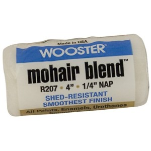 Wooster BrushR207-4Mohair Blend Specialty Roller Cover-4X1/4 ROLLER COVER (並行輸入品)