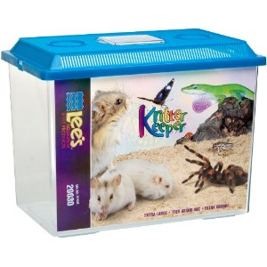 Lee S Aquarium & Pet Products Kritter Keeper X Large - 20030