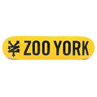 ZOO YORK DECK(ズーヨーク)デッキ TEAM PHOTO INCENTIVE TAXI・7.75