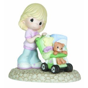 Precious Moments Love Is On The Way Figurine by Precious Moments [並行輸入品]