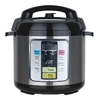 SPT EPC-11A 1000-watt Electric Pressure Cooker, 6.5-Quart by SPT