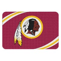 "Northwest nor-1nfl336000020wmt 30 "" x 20 ""ワシントンレッドスキンズNFL Tufted Rug"