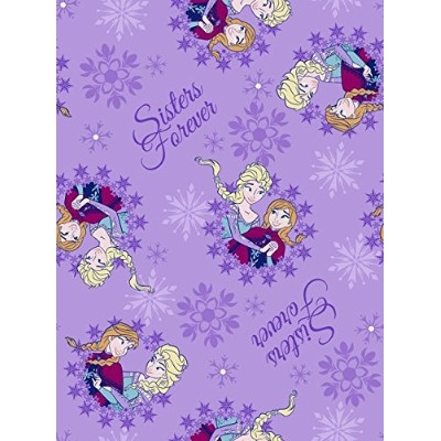 Disney's Frozen Sisters Forever FLANNEL from Springs Creative by Disney