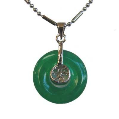 Love Jade Pendants