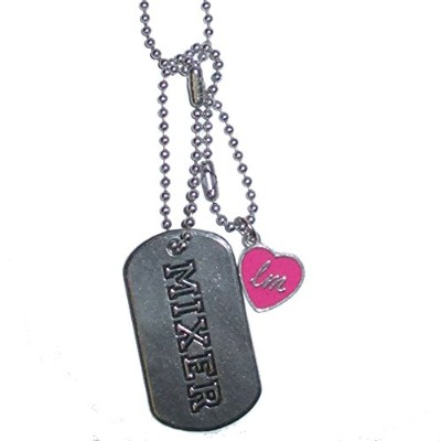 LITTLE MIX リトルミックス - DOG TAG NECKLACE/ネックレス 【公式/オフィシャル】