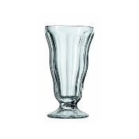 Anchor Hocking Classic Soda Fountain Glass, 12 Ounce by Anchor Hocking