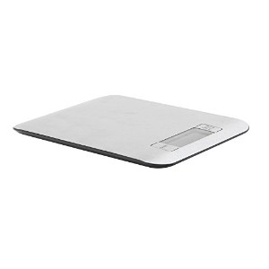Mastrad Stainless Steel Kitchen Scale, Black by Mastrad