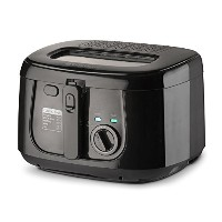 Toastmaster tm-165df 1500W Deep Fryer、2.5L、ステンレススチールby Toastmaster