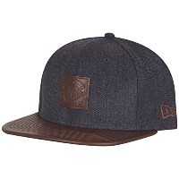 New Era Manchester United Mini Patch Snapback Cap M L 9fifty 950 Limited Edition