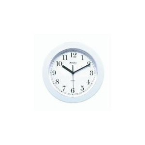 Geneva Clock Company8001Advance Wall Clock-QUARTZ WALL CLOCK (並行輸入品)