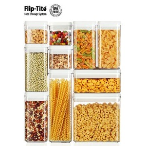 Felli Flip-tite Canister Collection by Felli