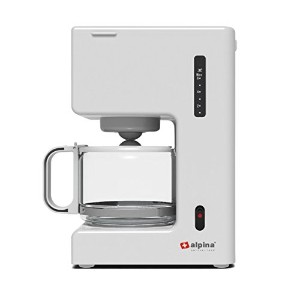 Alpina SF-2821 Coffee Maker 4-6 Cups 220 Volts 50 Hz Not For USA by Alpina