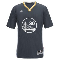 Stephen Curry Golden State Warriors adidas Player Swingman Jersey メンズ Charcoal NBA ジャージ アディダス...