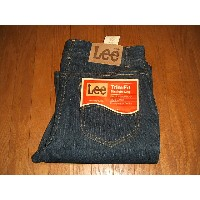 Lee(リー) 201-2541 Boots Cut(ブーツカット) 1970年代 実物ビンテージ デッドストック MADE IN USA(アメリカ製)