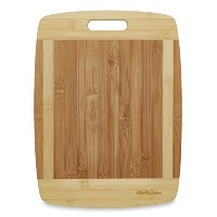 Kitchen Active Bamboo Cutting Board. Premium Natural Eco Friendly Boards Are Best For Chopping Brie...