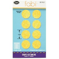 Sizzix Originals Die, Circles, 3/4 by Sizzix