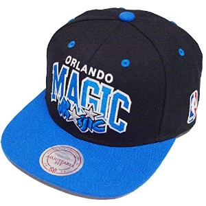 Mitchell & Ness NBA Orlando Magic Team Arch Snapback Cap NA80Z Kappe Basecap