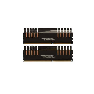 PATRIOT Memory VIPER Extreme DDR3-1866(4GB*2) DUAL Set CL9-11-9-27 PXD38G1866ELK