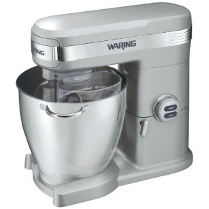 Waring Commercial WSM7Q Heavy Duty Commercial Stand Mixer, 7-Quart by Waring