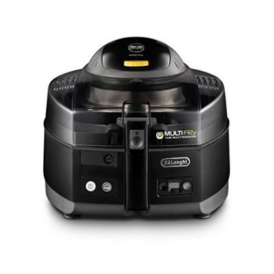 De'Longhi FH1163 MultiFry, air fryer and Multi Cooker, Black by DeLonghi
