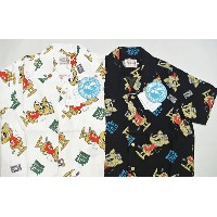 HYSTERIC GLAMOUR ヒステリックグラマー HEY JOEY総柄 アロハシャツ