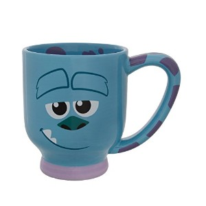 Disney Parks Exclusive Monsters Inc. Sulley Face Ceramic Coffee Mug by Disney