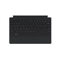 Microsoft Surface Type Cover 2 (Keyboard with Back Light) UK layout - Black for Surface Pro / RT /...