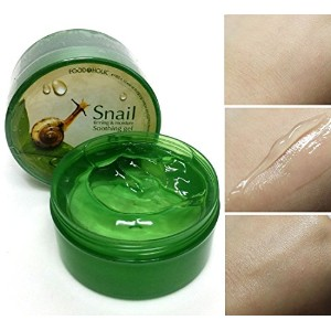 [Food A Holic] スネイルファーミング&水分スージングジェル300ml X 5ea / Snail Firming & moisture Soothing Gel 300ml X 5ea...
