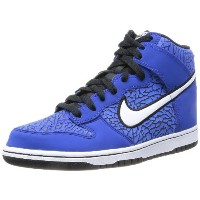 [ナイキ] NIKE スニーカー DUNK HIGH 08 317982-418 (GAME ROYAL/WHITE-BLACK/US8)
