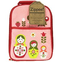 SugarBooger Zippee Lunch Tote ランチ トート 人形