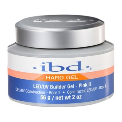 ibd LED/UV Gel - Pink II - 2oz / 56g
