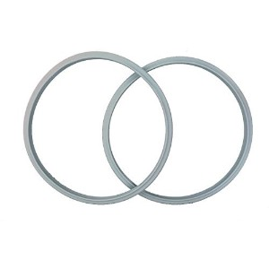 9-inch Fagor Compatible Replacement Pressure Cooker Silicone Sealing Rubber Gasket by Puyong