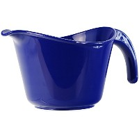 High Quality by Reston Lloyd 2-Quart Microwave Safe Batter Bowl, Indigo