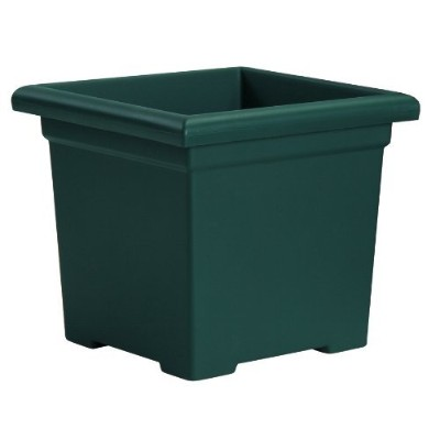 High Quality ROS12500B91 Accent Square Planter, Evergreen, 12-1/2-Inch
