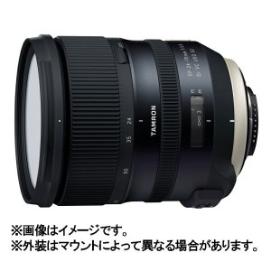 TAMRON タムロン 大口径標準ズームレンズ SP 24-70mm F/2.8 Di VC USD G2 (A032) ニコン用