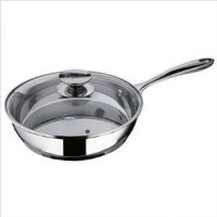 Berndes Injoy 3.5 Quart Saute Pan with Glass Lid by Berndes