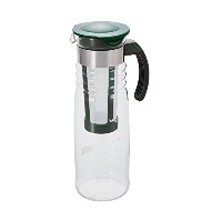 High Quality Water Brew Teapot with Handle and Strainer (1200ml)