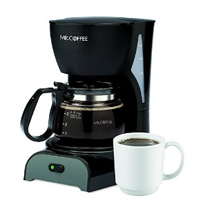 Mr. Coffee DR5 4-Cup Coffeemaker, Black [並行輸入品]