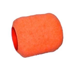 High Quality 4SC050 Synthetic Fiber Heavy Duty Paint Roller Cover, 1/2 Nap, 4 Length (Case of 24)