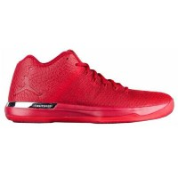 "Nike Air Jordan XXX1 31 Low XXXI ""Chicago Away""メンズ Gym Red/Gym Red/Action Red-Chrome ジョーダン ナイキ バッシュ"