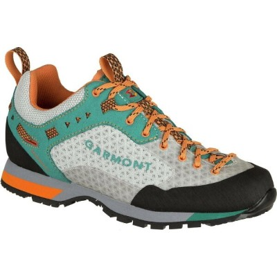 ガルモント Garmont レディース ハイキング シューズ・靴【Dragontail N.Air.G Approach Shoe】Light Grey/Teal Green